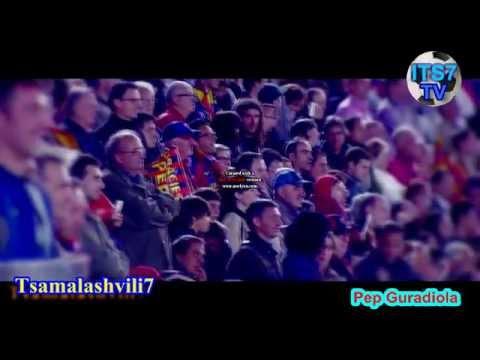 FC Barcelona - The Guardiola System 2008-2012 HD