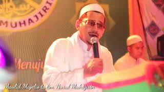 Suara emas (Habib Uyoh ) Habib Abdullah Bin Ali Bin Sholeh Al athos fii majelis Nurul Muhajirin