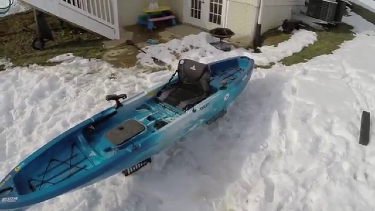 Ascend fs12t review best fishing kayak on a budget for Ascend fs12t fishing kayak