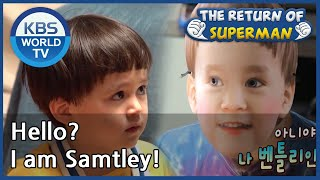 Hello? I am Samtley! [The Return of Superman/ ENG / 2020.10.…