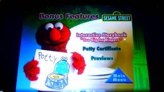 Sesame Street- Elmo's Potty Time