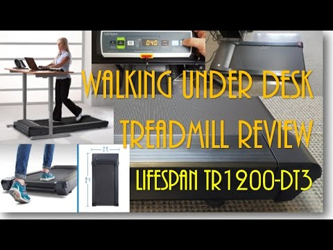 Walking Treadmill Review Lifespan Tr1200 Youtube