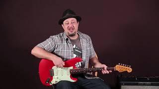 Clapton Blues Tutorial (Lay Down Sally)