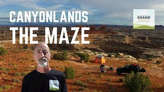 Ep. 130: Canyonlands - The Maze | Utah off-road 4x4 travel camping hiking