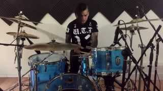 "Bring Me the Horizon ""Doomed"" Drum cover by Fernando Lemus"