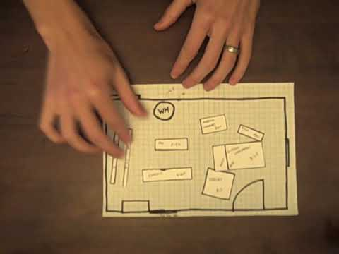 Space Planning With Graph Paper