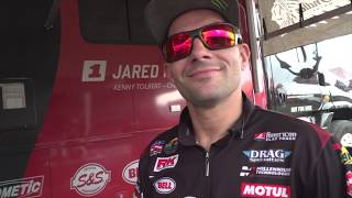 Jared Mees Pit Tour at Sturgis Buffalo Chip TT