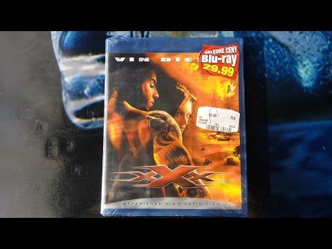 xXx Unboxing Blu-ray PL streaming vf