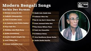 Best of S D Burman | Superhit Bengali Songs | Sachin Dev Burman Songs Audio Jukebox