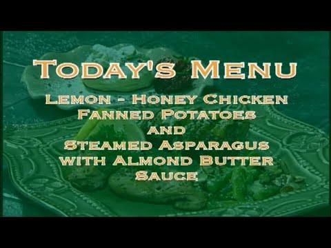 Everyday Manna with Lisa Smith: Lemon-Honey Chicken