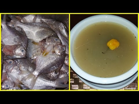 Maccaback  ( Fish Tea ) From Debbie Dung A Yaad
