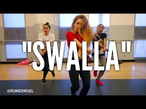 """SWALLA"" | RUMER NOEL CHOREO | @NICKIMINAJ @JASONDERULO | @RUMERNOEL"