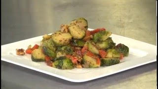 Gambar cover Sottile Sauteed Brussels Sprouts | The Chef's Academy