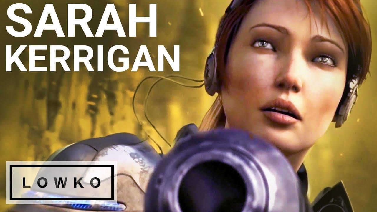 Starcraft Remastered Meet Sarah Kerrigan