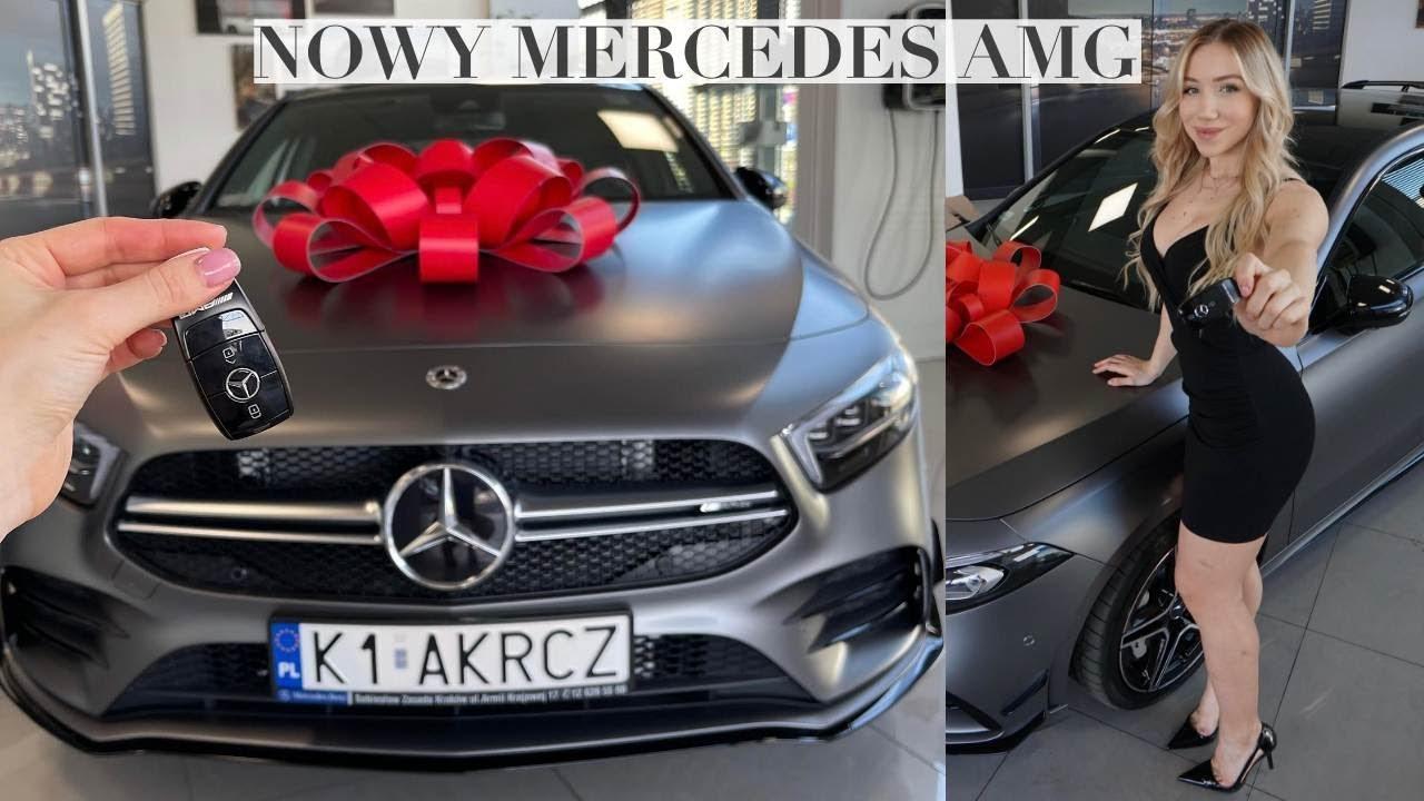 Download MÓJ NOWY MERCEDES AMG Z SALONU