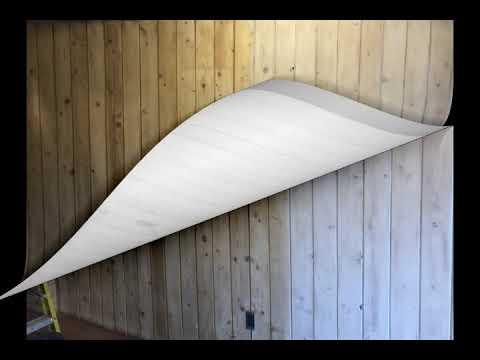 How To: DIY Whitewash Walls