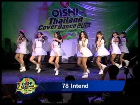 Oishi Cover Dance 2013_42 : 78 Intend