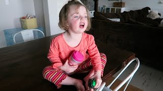 THE VOICE OF AN ANGEL | Little girl sings