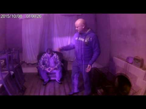 THE GHOST NIGHT WALKERS NOTTS,, THE MOST HAUNTED HOUSE IN MANSFIELD, vid 1