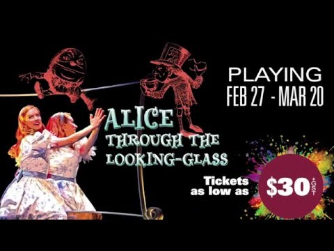 ALICE THROUGH THE LOOKING-GLASS - Interview with Jan Alexandra Smith