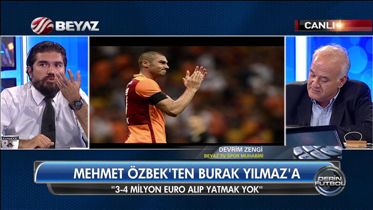 (T) Derin Futbol 24 Ağustos 2015 Tek Parça