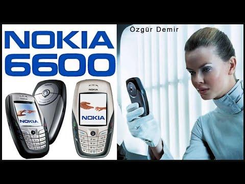 Nokia 6600 İnceleme Türkçe