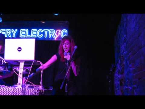 a place both wonderful and strange: Pedestal LIVE from Bowery Electric