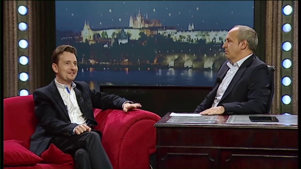 1. Petr Jablonský - Show Jana Krause 18. 1. 2013 #1