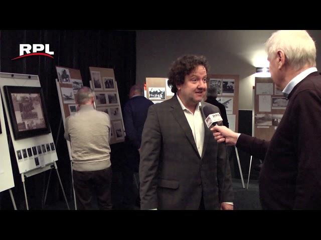 Boek over neerstorten bommenwerper in Zegveld
