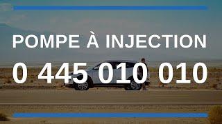 POMPE A INJECTION BOSCH  0445010010