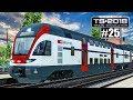 TS 2018: Pünkltichkeit in der SCHWEIZ mit dem SBB RABe 511 | Train Simulator 2018 #25 deutsch