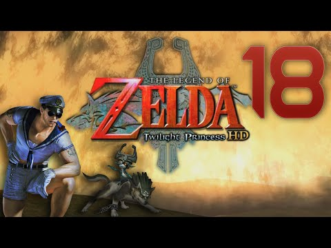 The Legend of Zelda: Twilight Princess HD - Part 18 - The Spinner