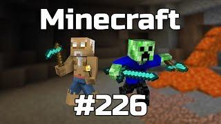 Ulos luolastosta - Minecraft | #226