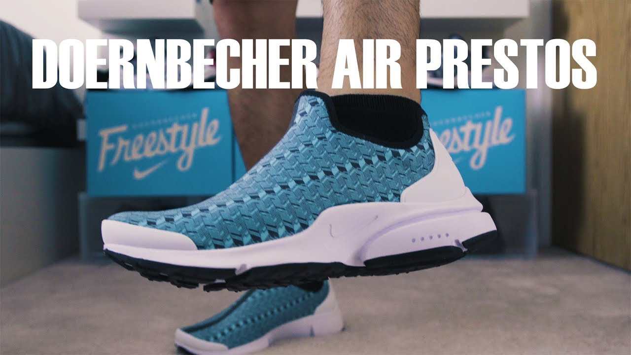 Nike Air Presto X Doernbecher Freestyle Collection  W  Collection En Los Pies cc98e6