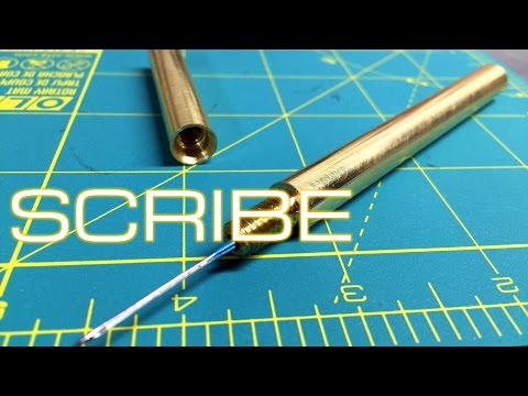Making a Brass Scribe