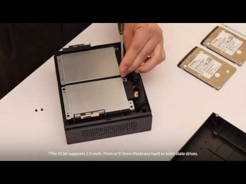 How to Easily Upgrade Tutorial - VivoMini VC66 Series | ASUS