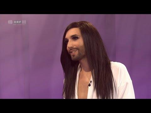 Conchita Wurst (Kultur Heute: Jahresrückblick, ORFIII, 30.12.2015)