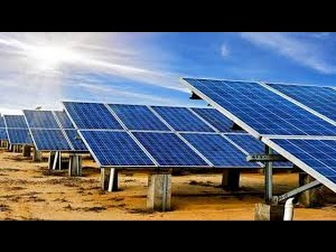 BBC Documentary   Featuring Adani's Solar Power Plant  National Geographic