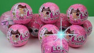 LOL Sürpriz Eye Spy Serisi açtık Ödüllü renk değiştiren LOL bebek Surprise 4. Series Bidünya Oyuncak