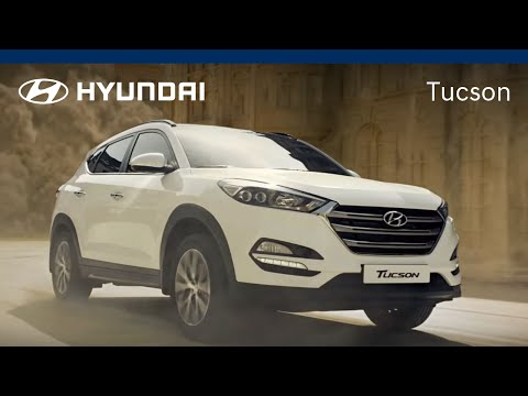 """Hyundai TV Commercial for the All-New Tucson """"Sand City"""" (Full Version)"""