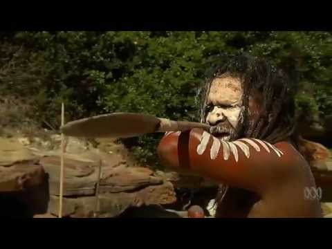 Indigenous dance group explains the heritage of the Aboriginal war dance