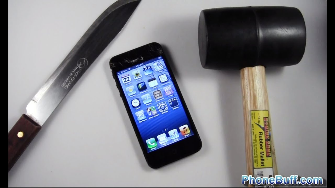 Apple iPhone 5 in the Test