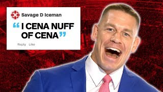 John Cena Responds to IGN Comments