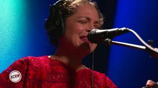 "Natalia Lafourcade performing ""Tú Sí Sabes Quererme"" Live on KCRW"