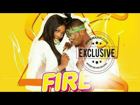 Download Diamond platnumz ft tiwa savage fire lyrics