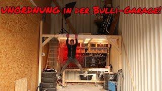 Ich hasse UNORDNUNG. | F.03 Bulli-Garage
