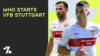 Gonzalo Castro? Daniel Didavi? Erik Thommy!  Die Startaufstellung des VfB Stuttgart 2020/2021