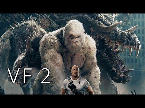 RAMPAGE - streaming 2 VF [HD] (Dwayne Johnson)