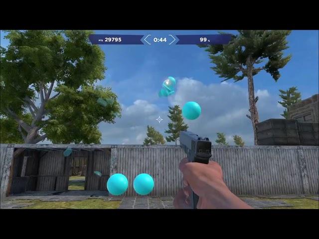 FPS - Pistole 1