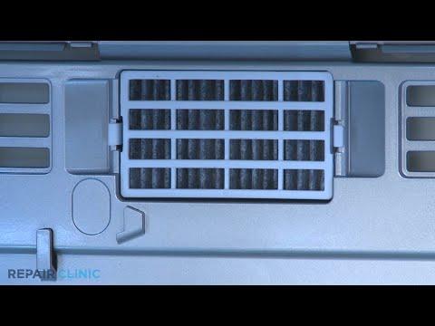 Air Filter - KitchenAid 5 Door Refrigerator (Model KRMF706ESS01)